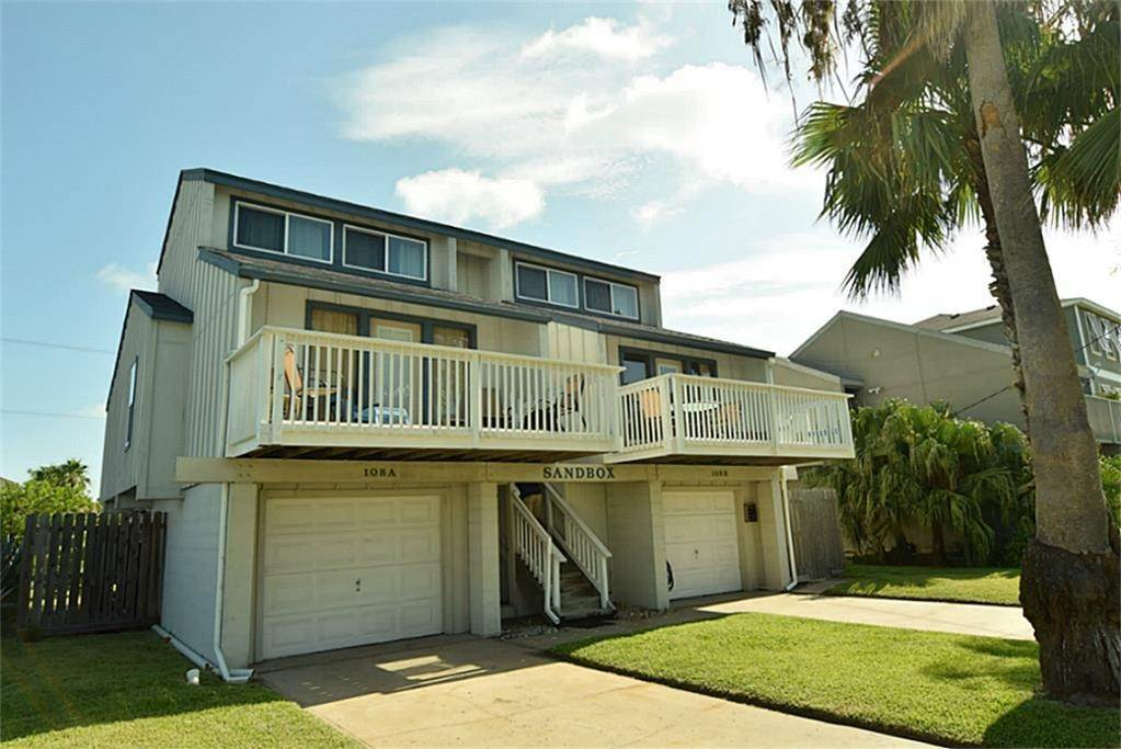 Multi-Family Homes for Sale at 108 E Georgia Ruth Drive South Padre Island, Texas 78597 United States