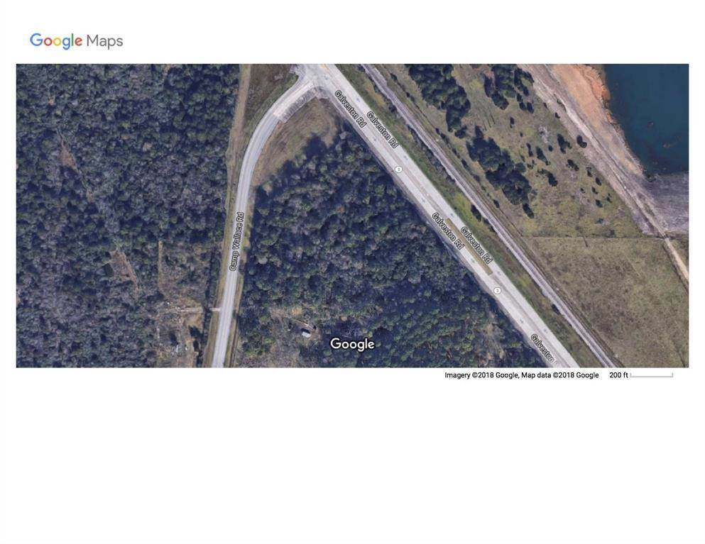Land for Sale at 0000 Highway 3 And Fm 2004 Texas City, Texas 77591 United States