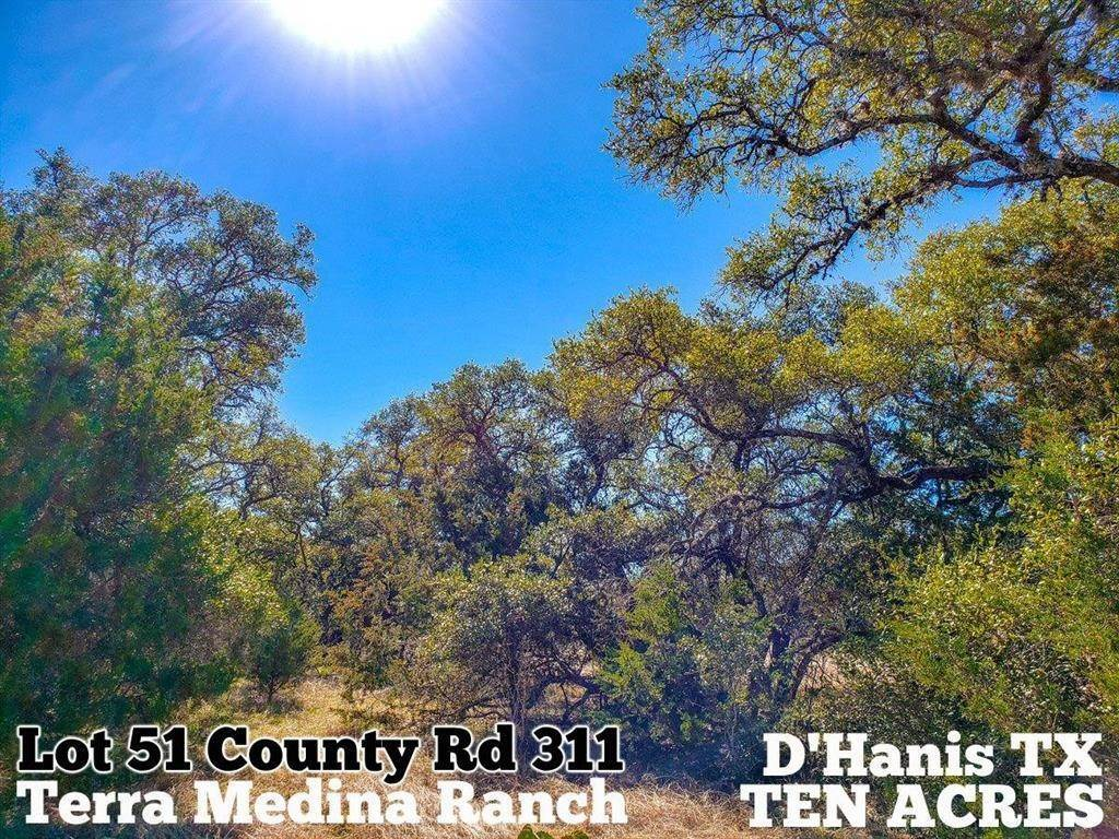 Land for Sale at Lot 51 County Road 311 D Hanis, Texas 78850 United States
