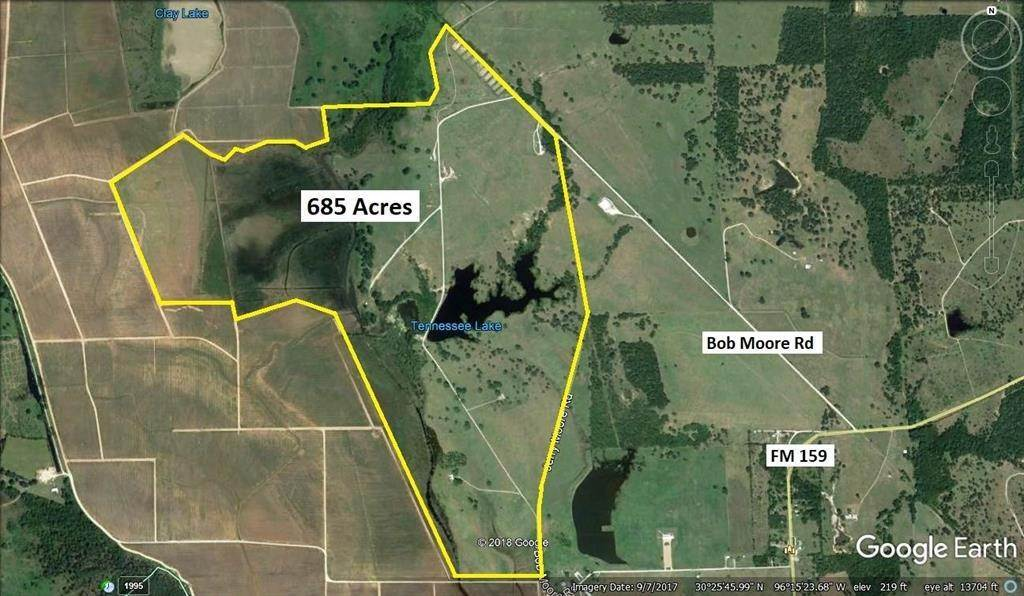 Farm and Ranch Properties for Sale at 9000 Bob Moore Pvt Road Millican, Texas 77866 United States