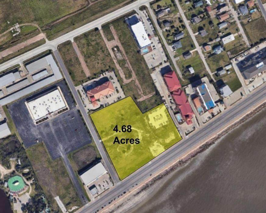 Land for Sale at 8828 Seawall Boulevard Galveston, Texas 77554 United States