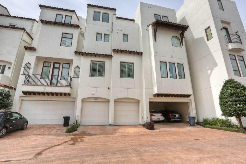Condo / Townhouse for Rent at 5227 Calle Montilla Place Houston, Texas 77007 United States