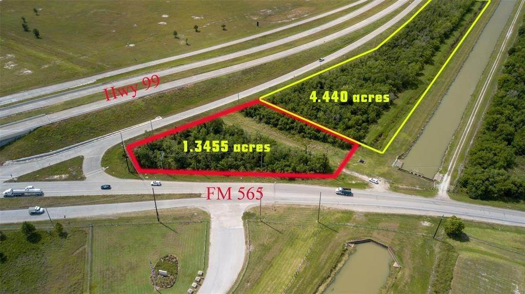 Land for Sale at 0 Grand Parkway Beach City, Texas 77523 United States