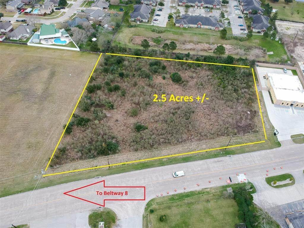 Land for Sale at 00 Red Bluff Road Deer Park, Texas 77503 United States