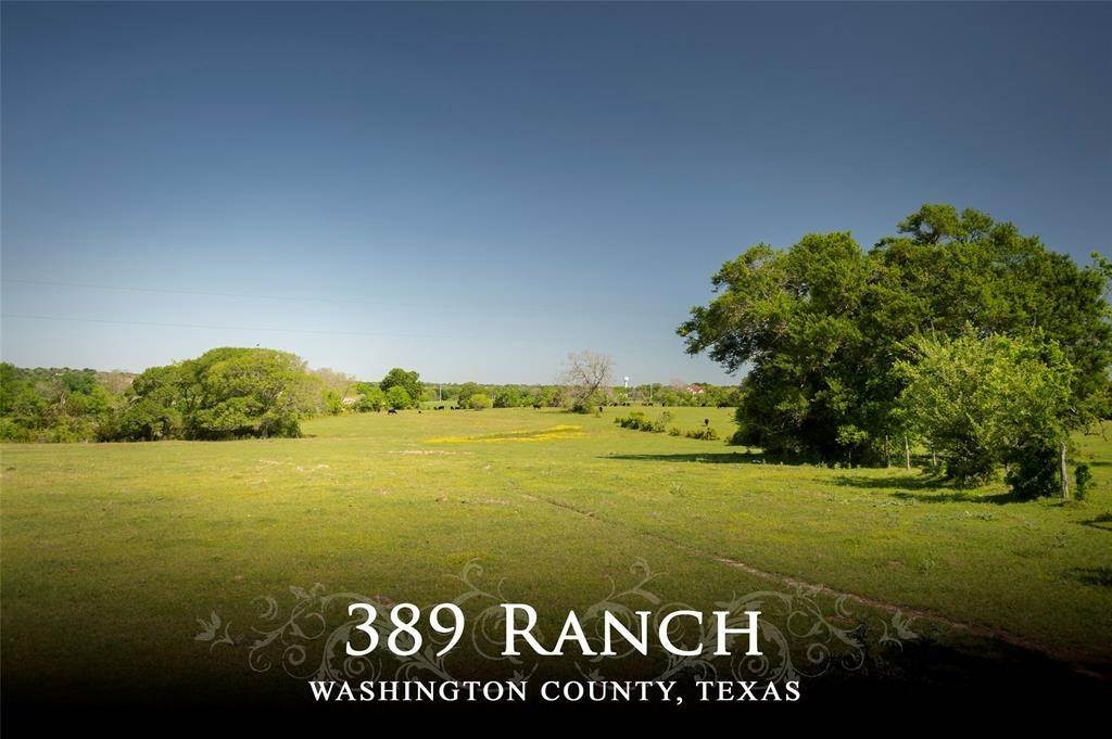 Farm and Ranch Properties for Sale at 0 Fm 389 Brenham, Texas 77833 United States