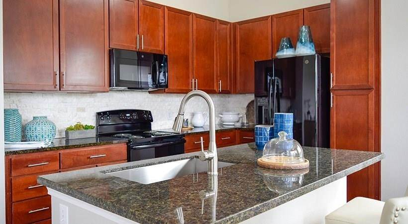 7. High or Mid-Rise Condo for Rent at 13801 N Napoli Dr #6110 13801 N Napoli Dr Houston, Texas 77070 United States