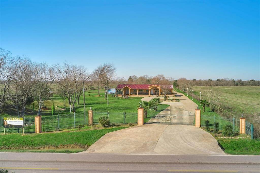 Farm and Ranch Properties for Sale at 13935 Katy Hockley Road Hockley, Texas 77447 United States