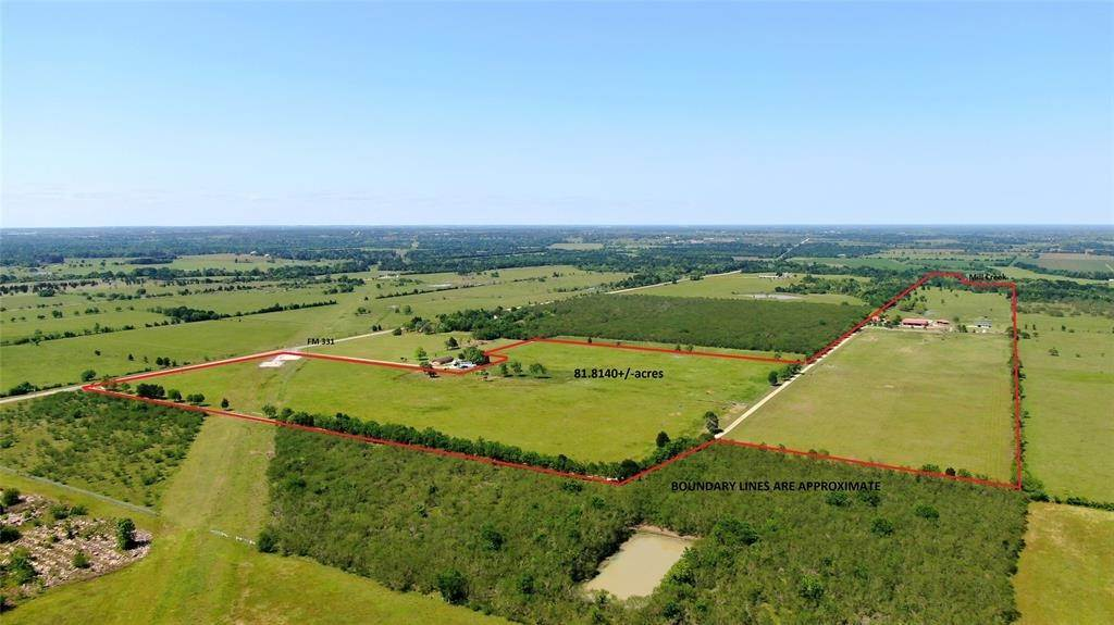 Farm and Ranch Properties for Sale at 1274 S S Fm 331 Sealy, Texas 77474 United States