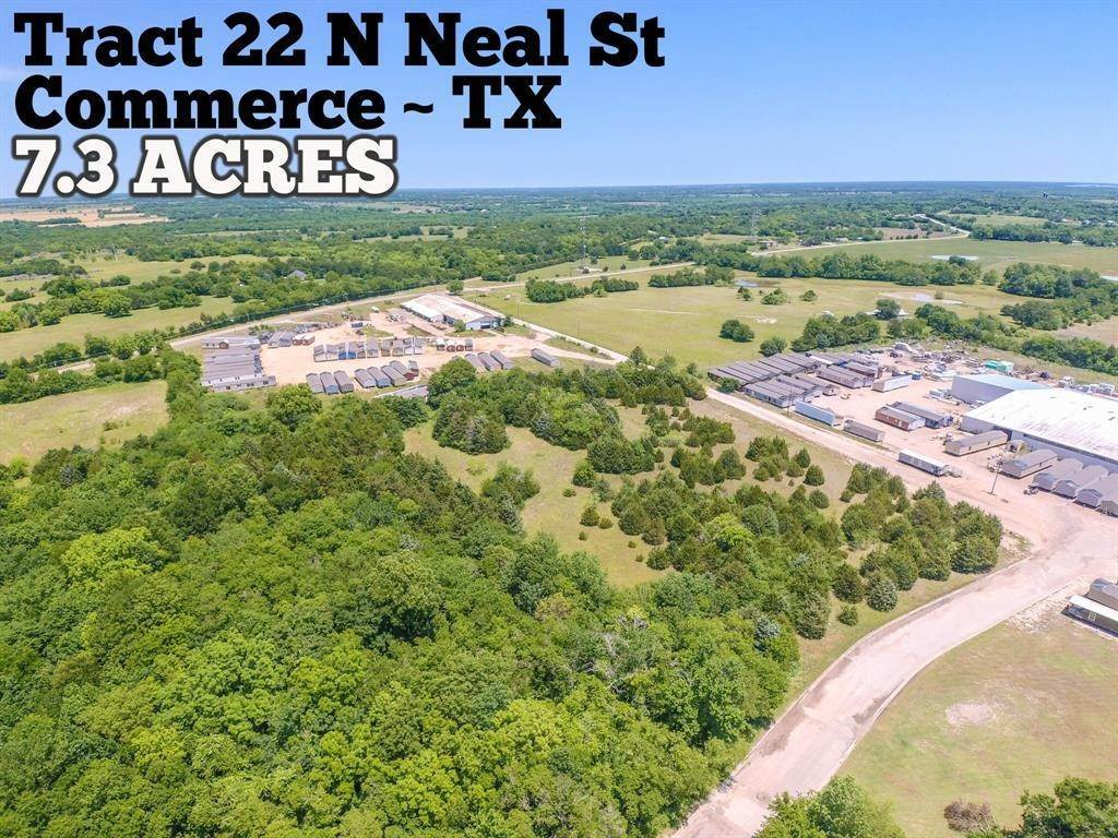 Land for Sale at Tract 22 N Neal Street Commerce, Texas 75428 United States