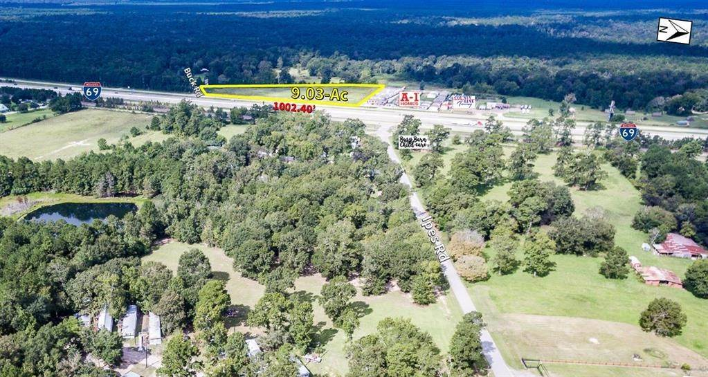 Land for Sale at 15701 Highway 59 Splendora, Texas 77372 United States