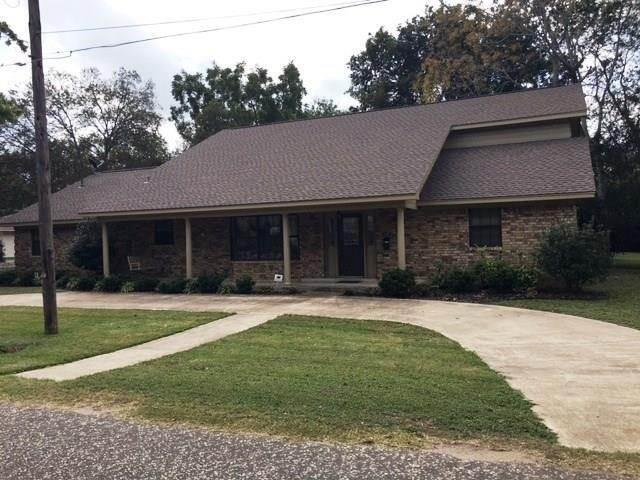 Single Family for Sale at 1120 Elm Street Teague, Texas 75860 United States
