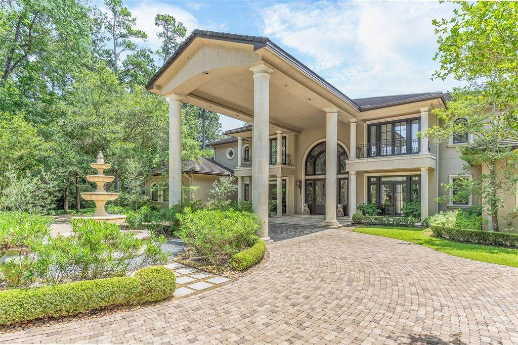 Single Family for Sale at 10 Magnolia Woods Drive Kingwood, Texas 77339 United States