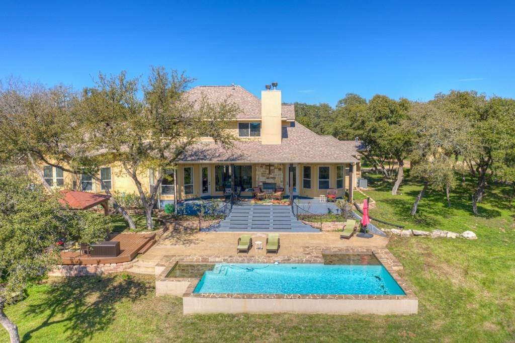 Single Family for Sale at 1262 Elm Creek Road New Braunfels, Texas 78132 United States