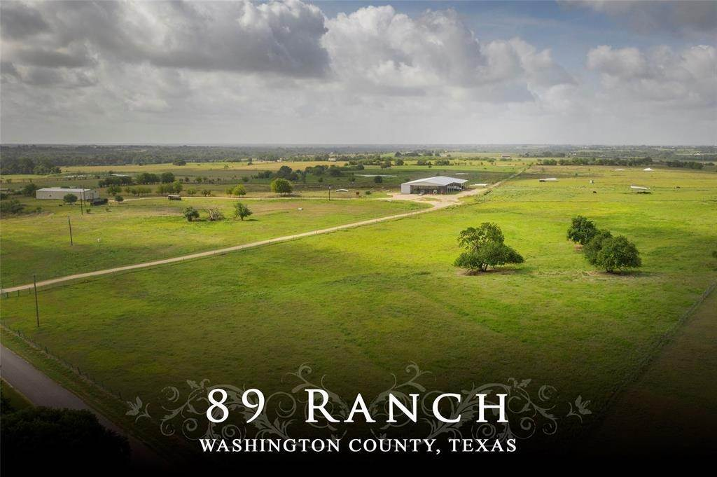 Farm and Ranch Properties for Sale at 6700 Sandy Hill Road Brenham, Texas 77833 United States