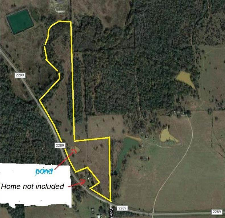 Land for Sale at 9002 S Fm 2289 Normangee, Texas 77871 United States
