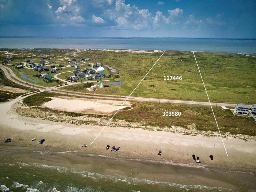 Land for Sale at 24575 San Luis Pass Rd Galveston, Texas 77554 United States