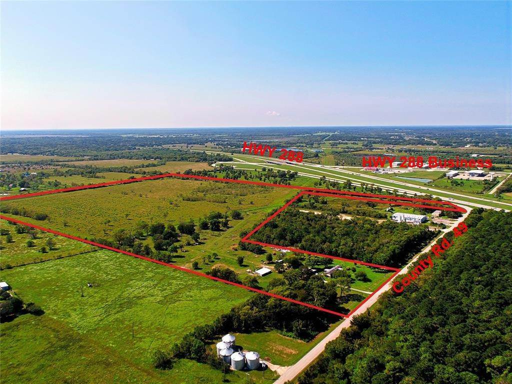 Farm and Ranch Properties for Sale at 1020 County Road 49 Angleton, Texas 77515 United States