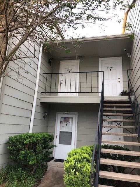 2. Condo / Townhouse for Rent at 2800 Jeanetta Street #2004 2800 Jeanetta Street Houston, Texas 77063 United States