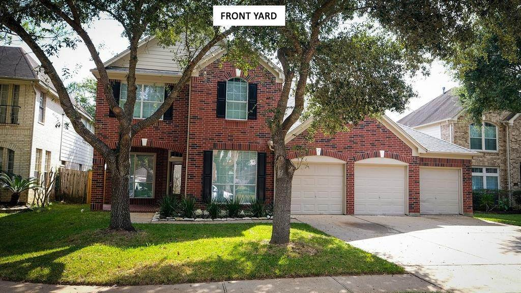 Single Family Homes for Rent at 2115 Thistlerock Lane Sugar Land, Texas 77479 United States
