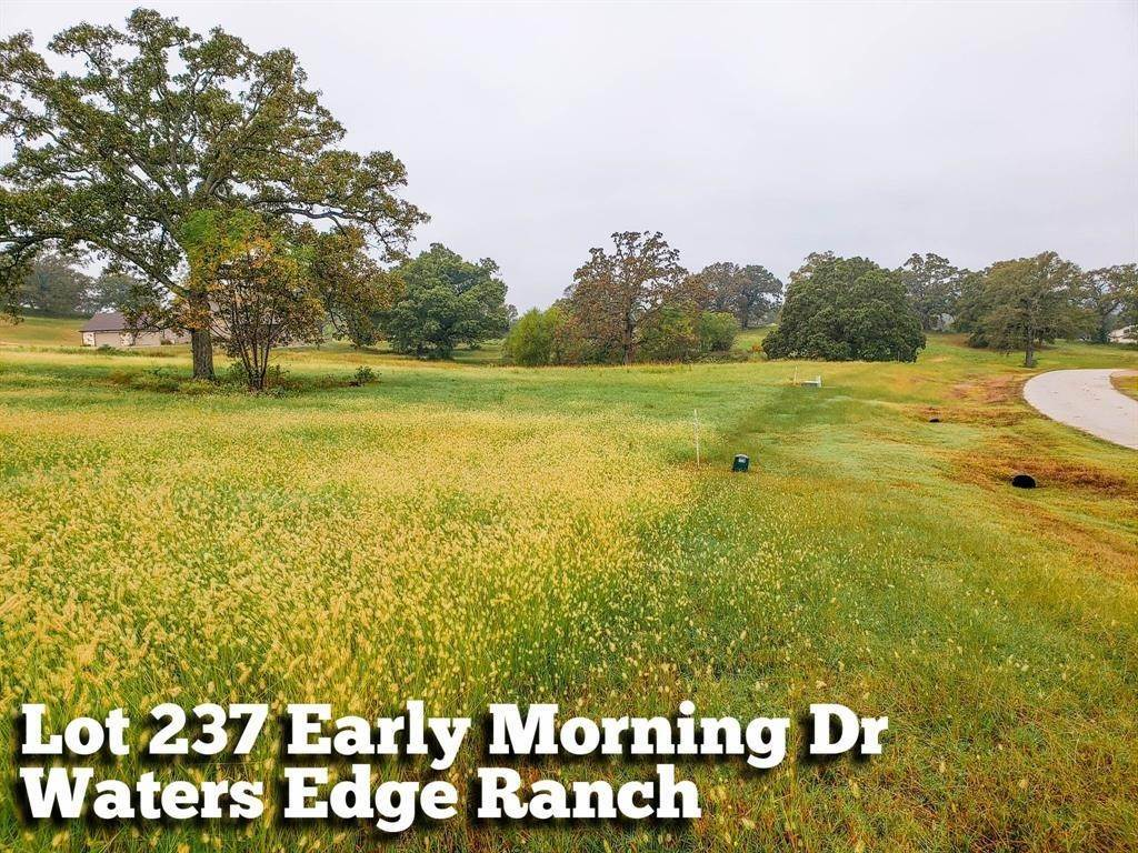 Land for Sale at Lot 237 Early Morning Drive Athens, Texas 75752 United States