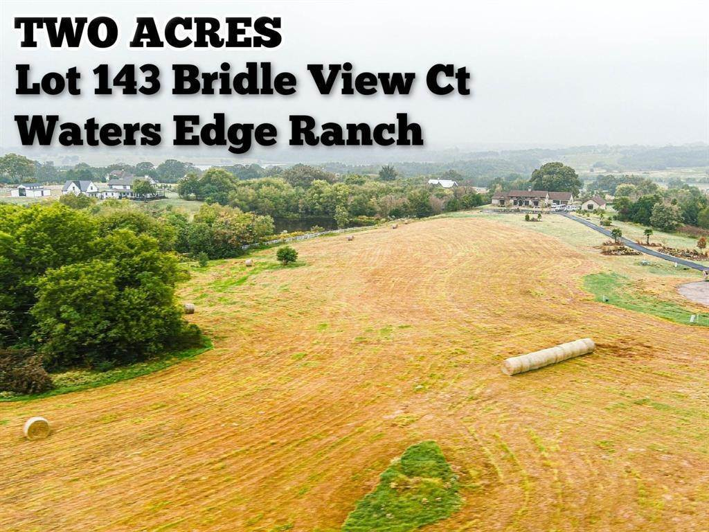 Land for Sale at Lot 143 Bridle View Court Athens, Texas 75752 United States