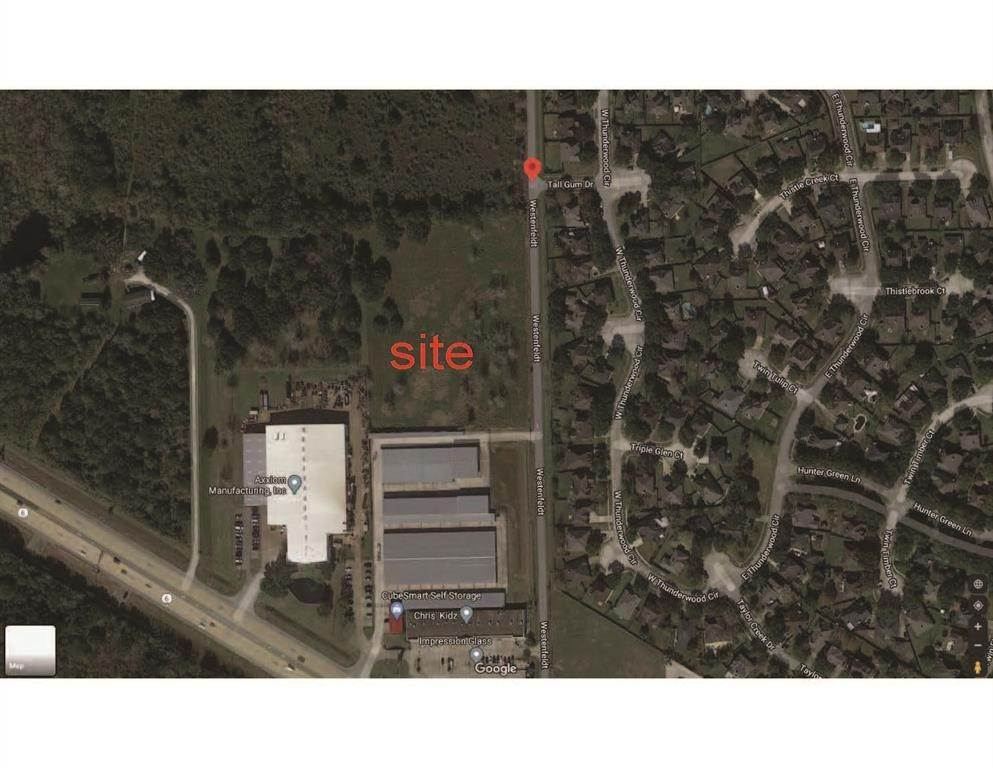 Land for Sale at 0 Westenfeldt Road Fresno, Texas 77545 United States