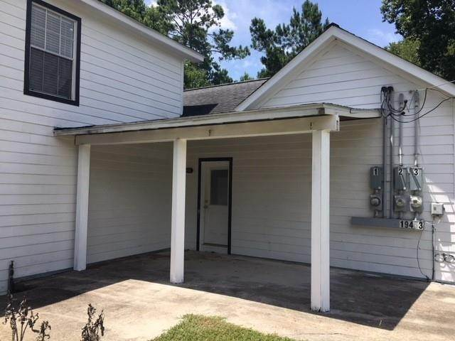 Multi Family for Rent at 19453 Dobyns Drive #1 19453 Dobyns Drive Conroe, Texas 77306 United States