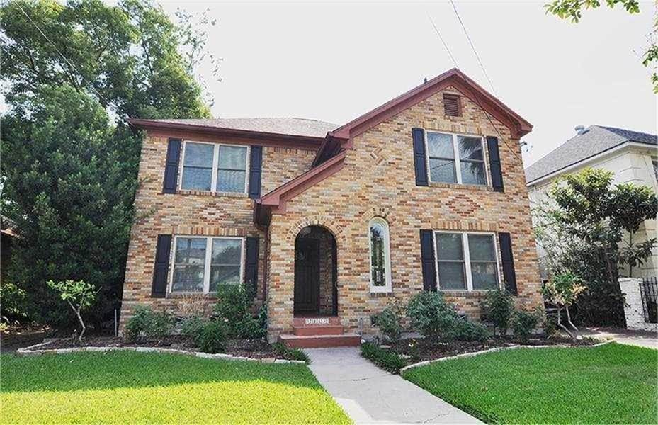 Multi Family for Rent at 2413 Woodhead Street #A 2413 Woodhead Street Houston, Texas 77019 United States