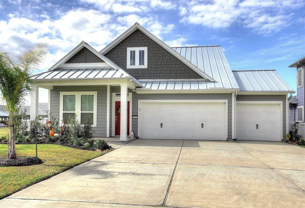 Single Family for Sale at 5210 Brigantine Cay Court Texas City, Texas 77590 United States