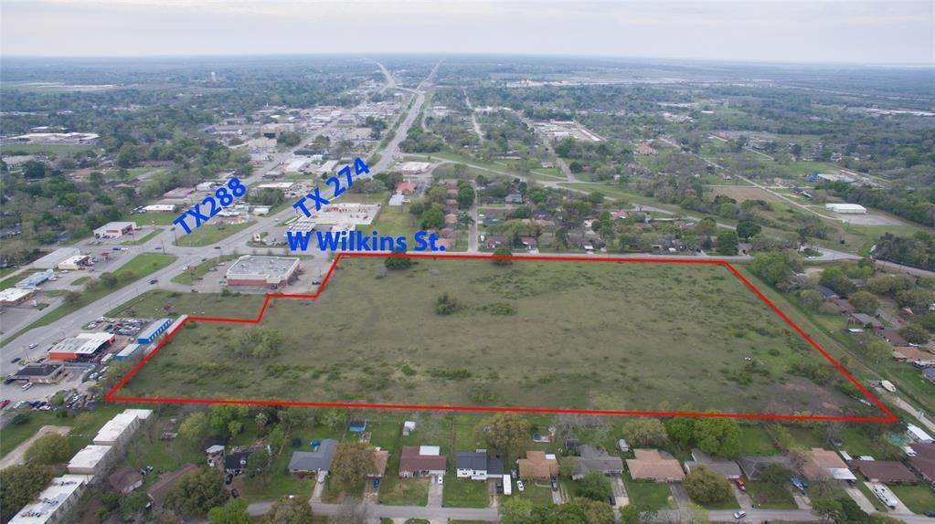 Land for Sale at 00 Wilkins Street Angleton, Texas 77515 United States