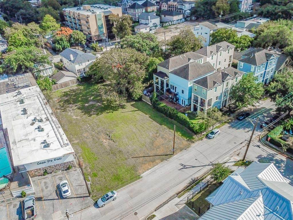 Land for Sale at 2806 Beauchamp Street Houston, Texas 77009 United States