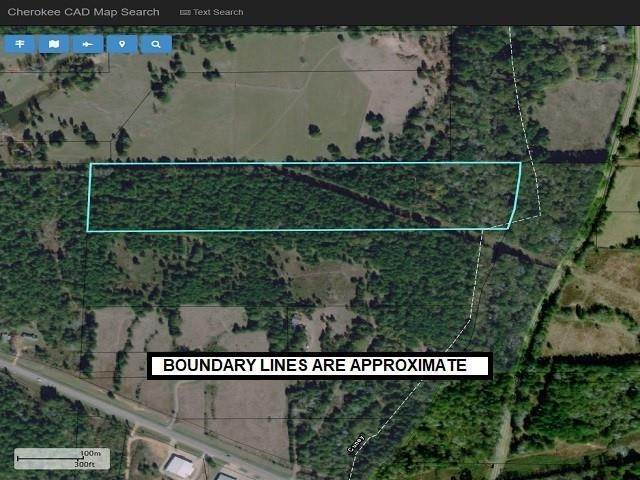 Land for Sale at 000 Off Fm 855 Cuney, Texas 75759 United States