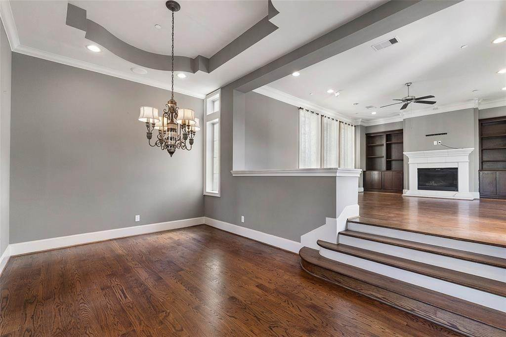 Condo / Townhouse for Rent at 1614 Norfolk Street #A 1614 Norfolk Street Houston, Texas 77006 United States