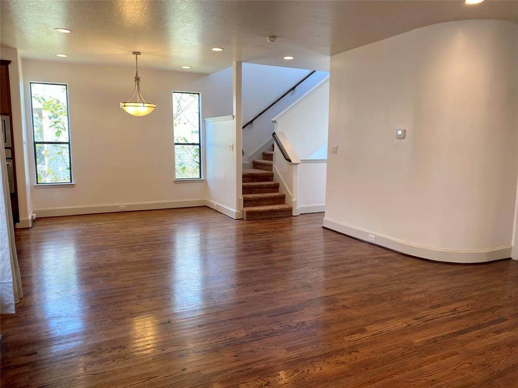 11. Condo / Townhouse for Rent at 2816 Rusk Street Houston, Texas 77003 United States