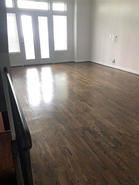 8. Condo / Townhouse for Rent at 1247 Bonner Street #A 1247 Bonner Street Houston, Texas 77007 United States