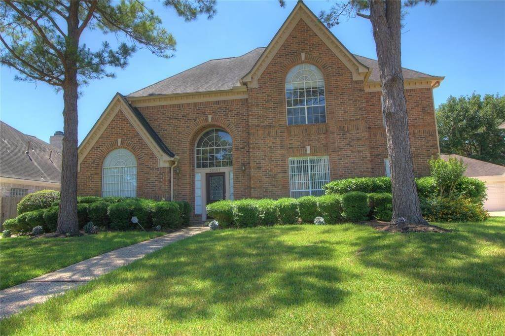 Single Family Homes for Rent at 20507 Chapel Glen Court Katy, Texas 77450 United States