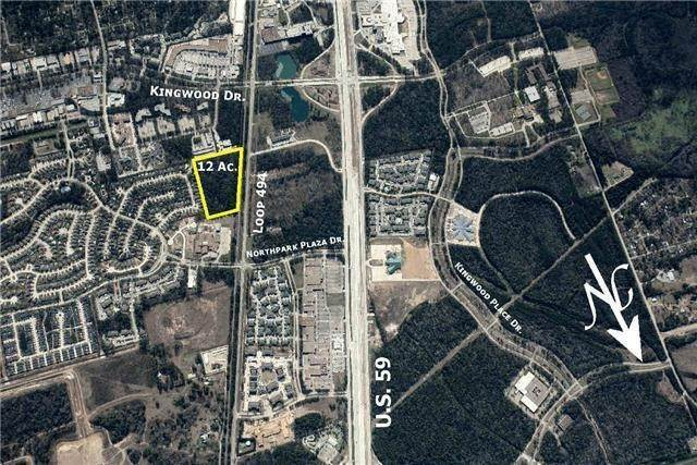 Land for Sale at 0 Rock Fall Drive Kingwood, Texas 77339 United States