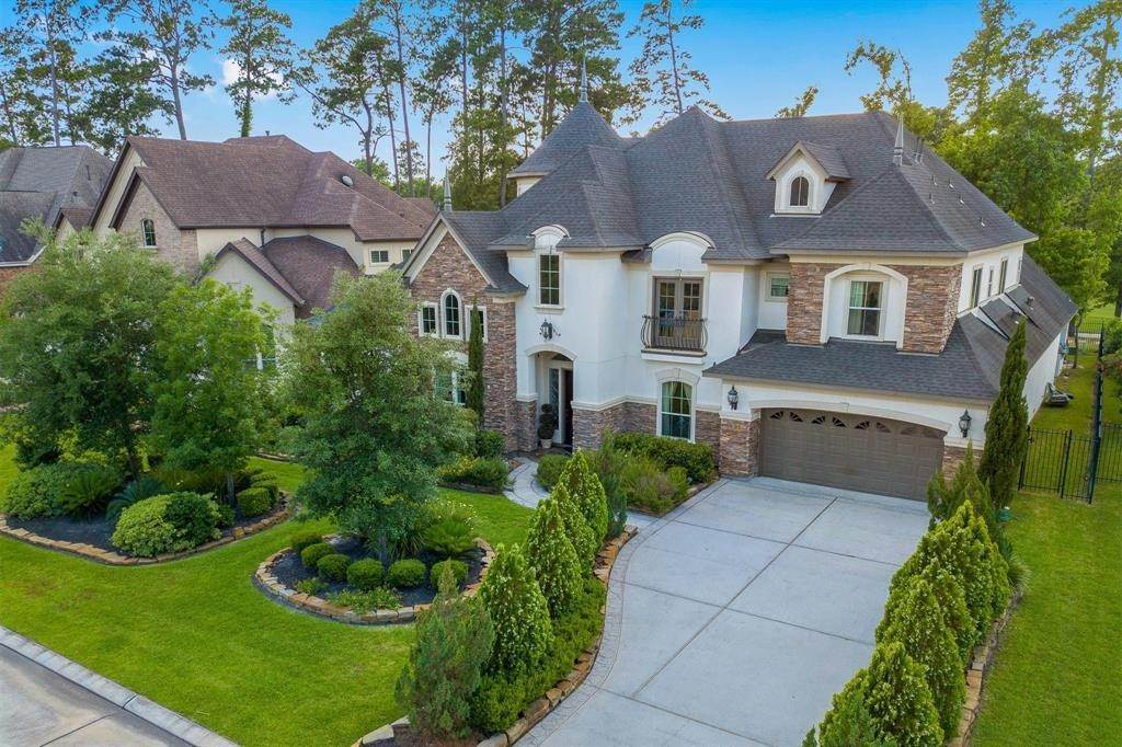 Single Family Homes for Rent at 31 Player Vista Place The Woodlands, Texas 77382 United States