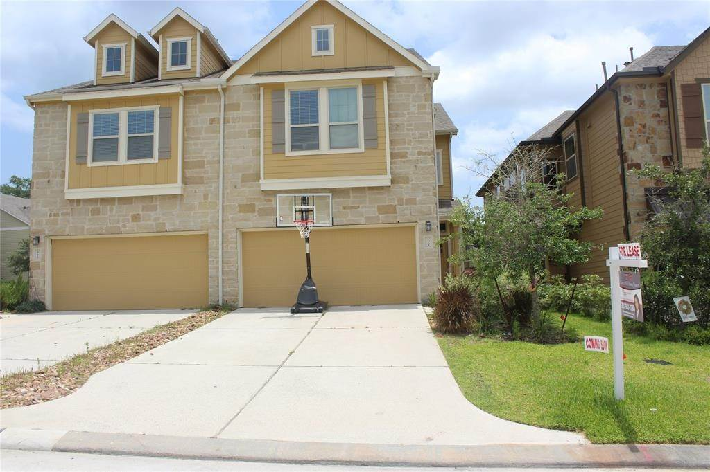 2. Condo / Townhouse for Rent at 115 Mimosa Silk Ct Court Montgomery, Texas 77316 United States