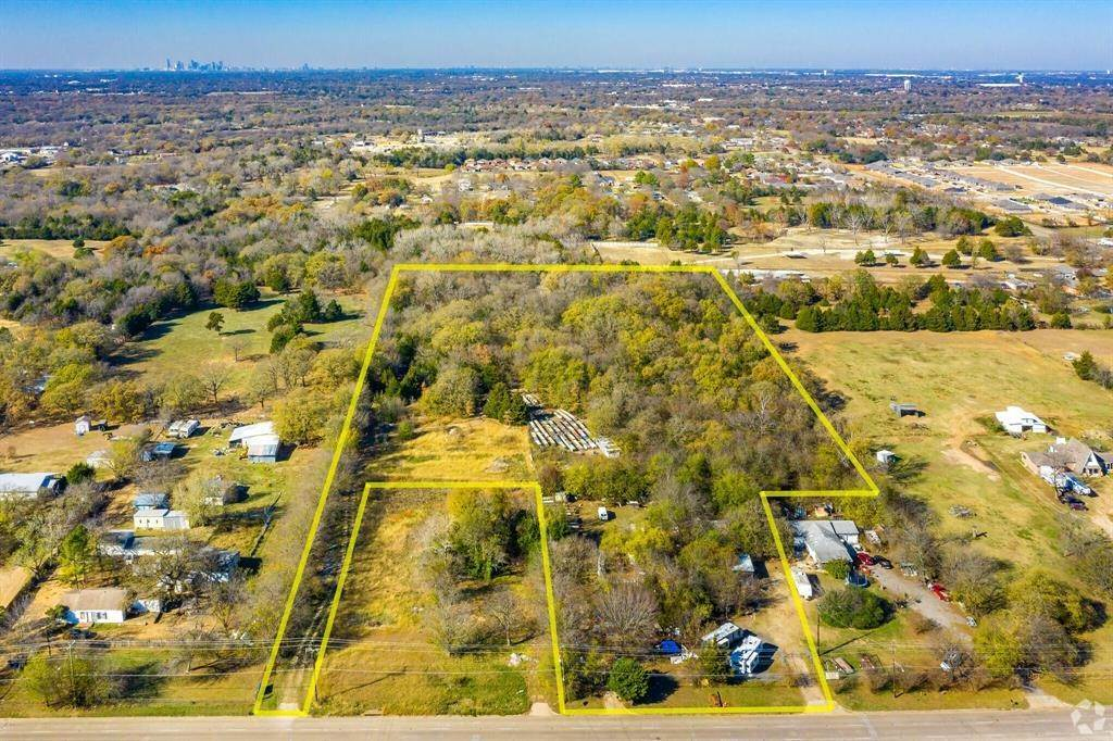 Land for Sale at 1211 S Beltline Road Dallas, Texas 75253 United States