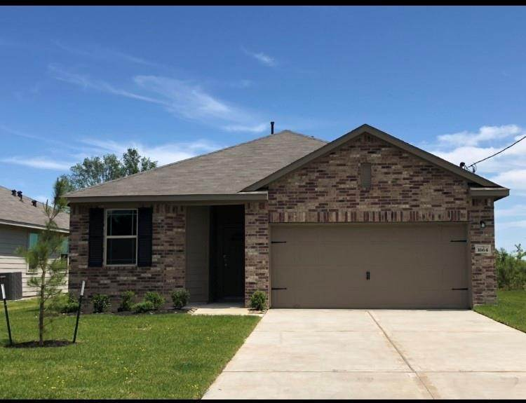 Single Family Homes for Rent at 1664 Road 5102 Cleveland, Texas 77327 United States