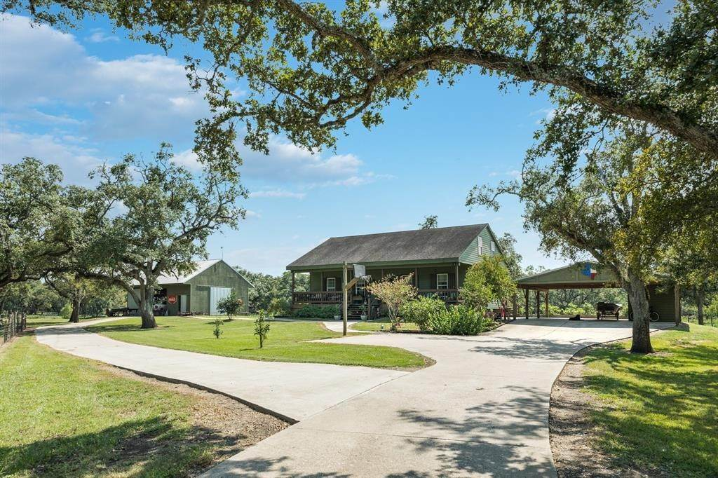 Single Family for Sale at 575 County Road 679 Tone Road Freeport, Texas 77541 United States