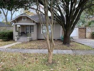10. Single Family Homes for Rent at 1305 Beverly Street Houston, Texas 77008 United States