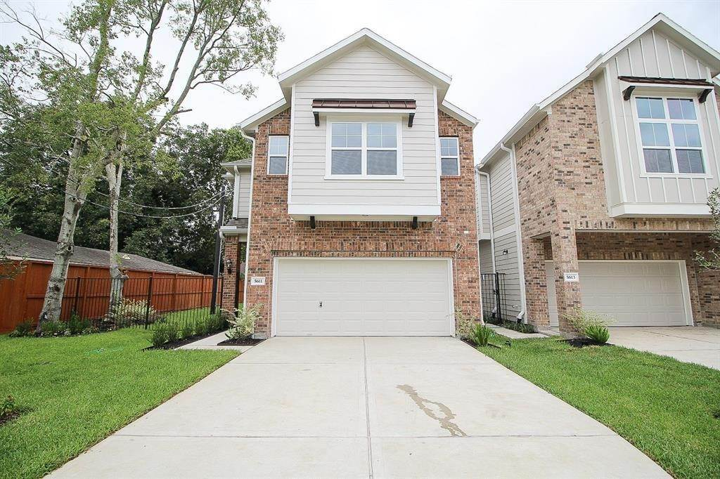 Single Family for Sale at 7814 Janak Street #A 7814 Janak Street Spring Branch, Texas 77055 United States