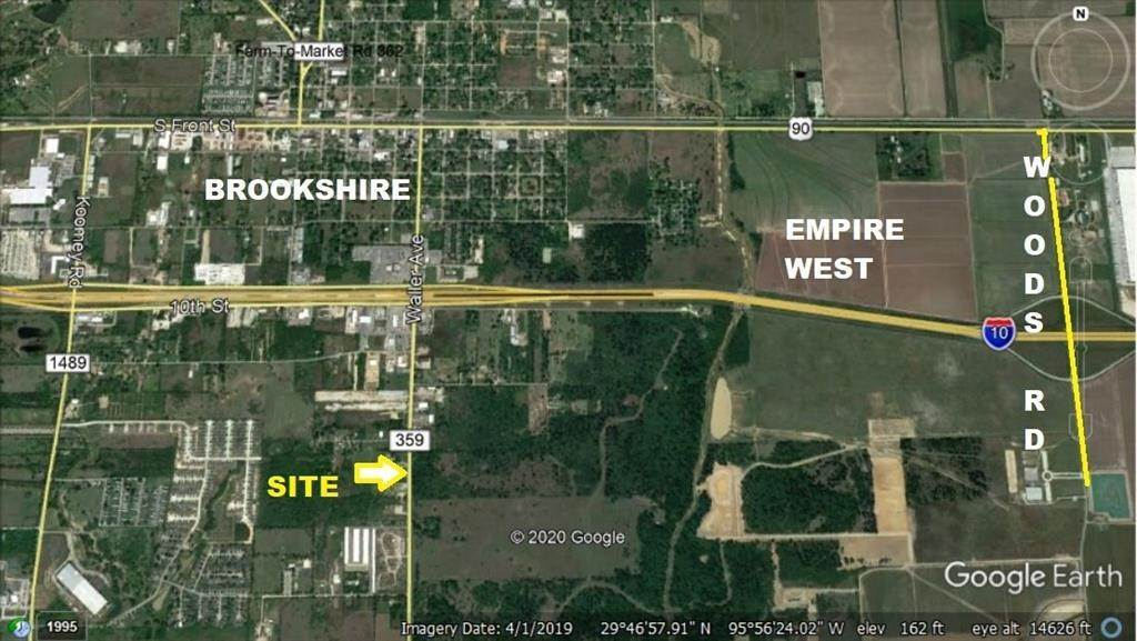 Homes and/or Acreage for Rent at 750 Fm 359 Brookshire, Texas 77423 United States