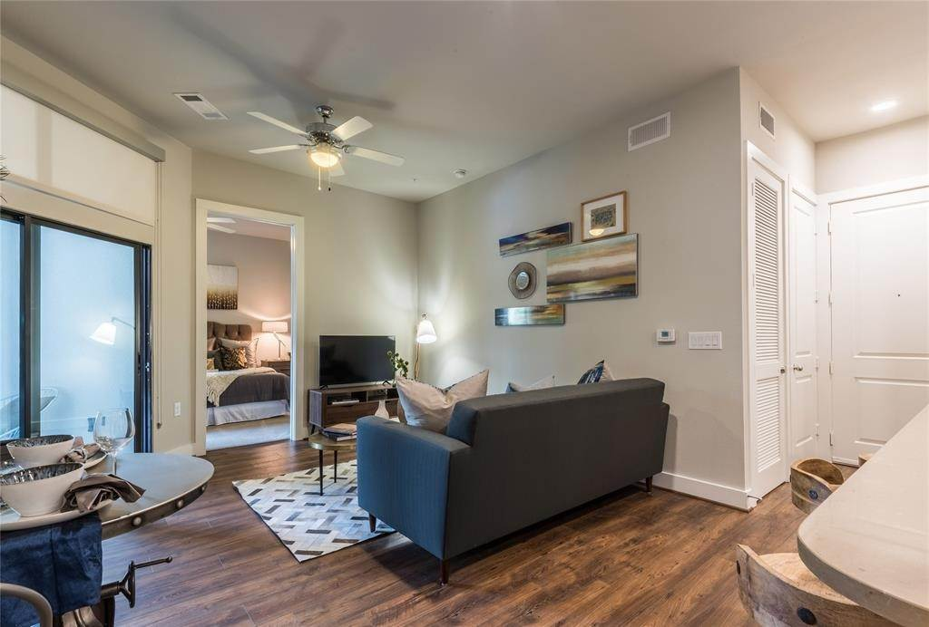 High or Mid-Rise Condo for Rent at 919 Gillette Street #1070 919 Gillette Street Houston, Texas 77019 United States
