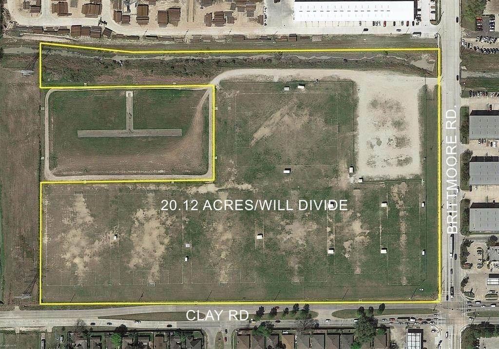 Land for Sale at 4351 Brittmoore Road Houston, Texas 77041 United States