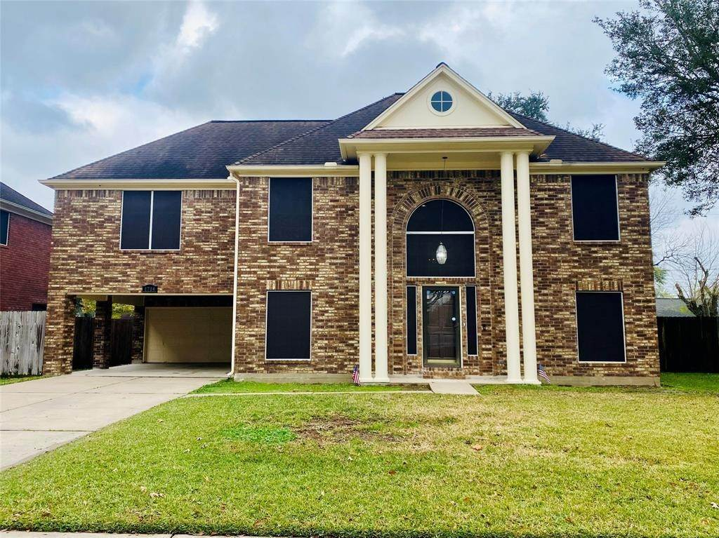 Single Family for Sale at 1714 Karankawas Court Deer Park, Texas 77536 United States