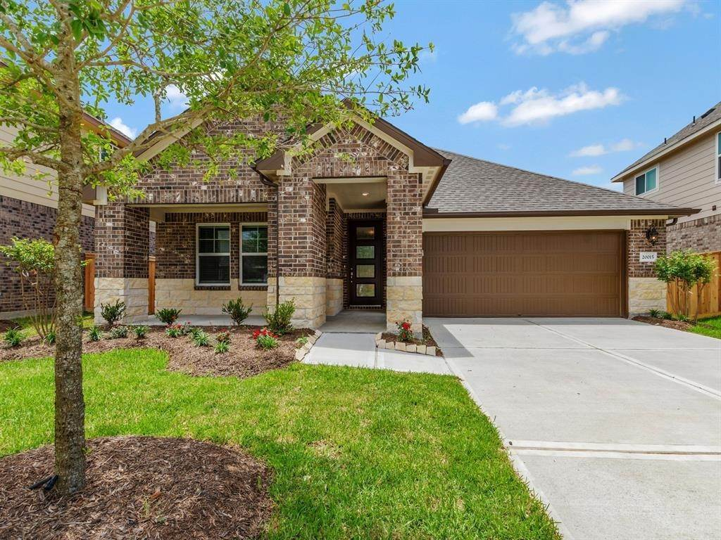 Single Family for Sale at 20015 Morgan Shores Drive Cypress, Texas 77433 United States