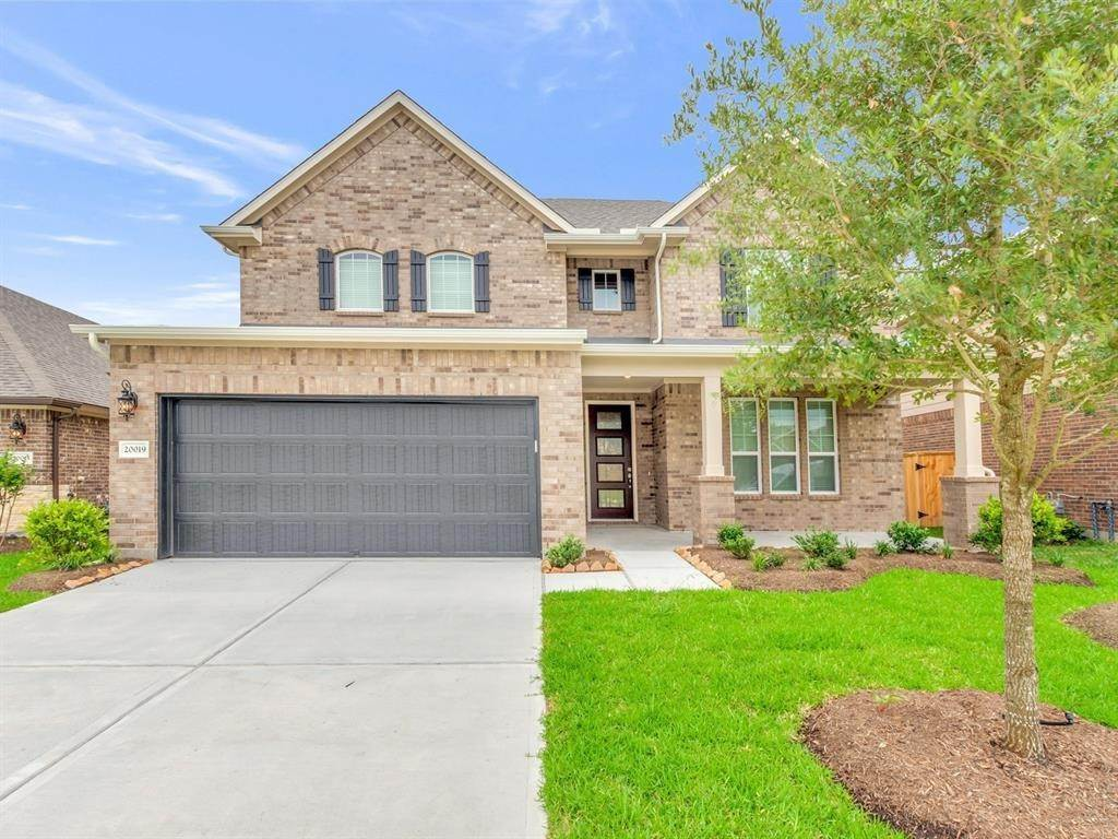 Single Family for Sale at 20019 Morgan Shores Drive Cypress, Texas 77433 United States